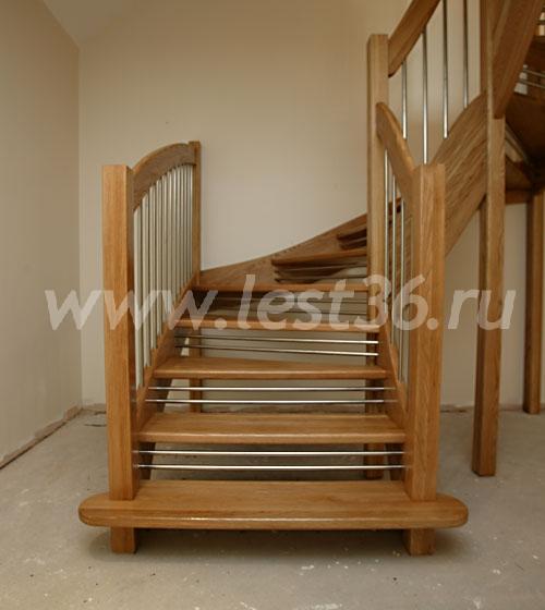 Лестницы из дуба Дубовые лестницы PROFIHOBBY: Цена